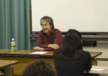船尾修さん