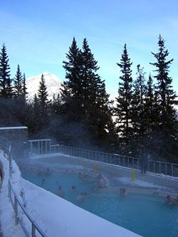 Banff Upper Springs Hot Spa