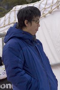 セッターの江本さん