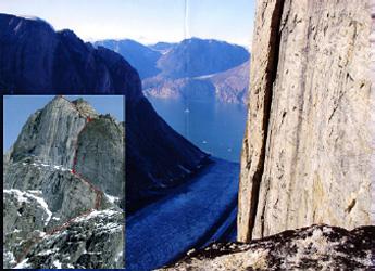山野井泰史 講演会 「グリーンランドのクライミング報告」