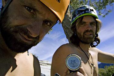 フーバー兄弟 Yosemite・Nose のスピード記録更新