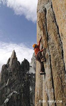 Alex Huber on Fire: Free Solo and New 5.14s