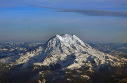 レーニア山(Rainier / 4392m)