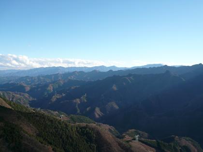 二子山・西岳・中央稜