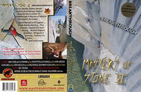 Masters of Stone 6 -BREAKTHROUGH-