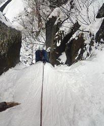 錦糸の滝 2P 目