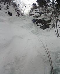錦糸の滝 4P 目