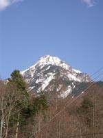 赤岳山荘から阿弥陀岳