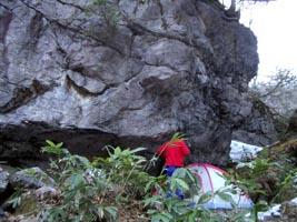 クリヤ岩舎