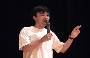エルク20周年記念イベント「山野井泰史スライド講演会」
