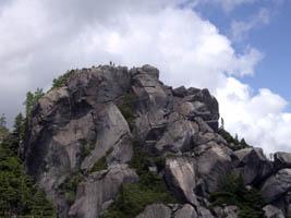 瑞牆山本峰