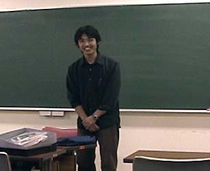 小野寺賢治さん