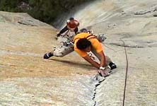 ACTION ADEPT YOSEMITE VALLEY