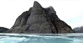 極北の大岩壁 ~北極圏・1200メートルの壁に挑む~