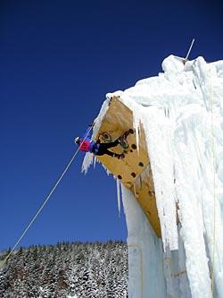 課題 2 完登直前の山岸さん