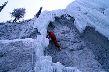 Half a Gronk(M5+) 岩と氷の Mix