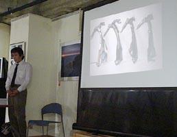 トーク&スライドショー 廣川健太郎の「チャレンジアイスクライミング」
